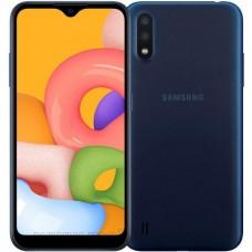 Смартфон Samsung Galaxy A01 16 ГБ Blue